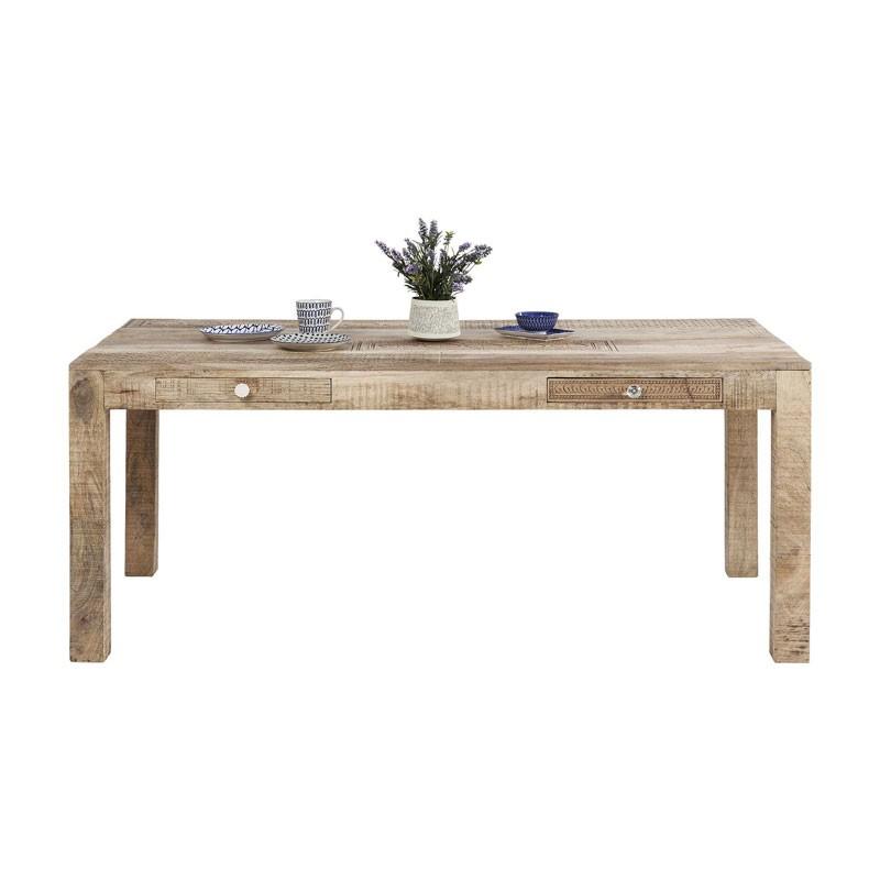 Kare Design Puro | Eettafel | Eetkamertafel | Woonkamertafel | Tafel ...