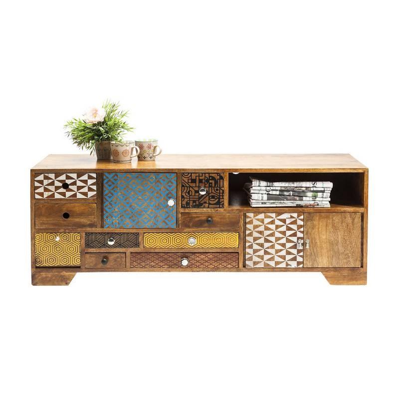 Design Tv Meubel Kast.Kare Design Soleil Tv Kasten Zooff Nl