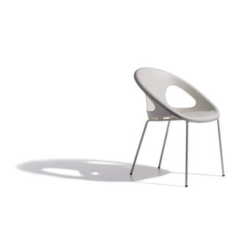 Scab design drop 4 stoel for Design stoel wit