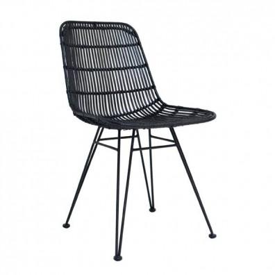 Hk living eigentijdse meubelen en accessoires for Stoel metalen frame
