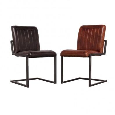 Design eetkamerstoel gratis verzending for Design stoel 24