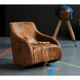 Kare Design Rocking Loungestoel Ritmo Vintage Eco