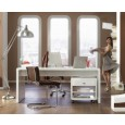 Kare Design White Club Bureau 180x85