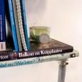 Van Abbevé Steigerbuis Boekenkast Wandrek