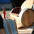 Wijnvat Zitstoel Handgemaakt in Haarlem