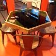 Project Fysiomed voetbalshirttafel van van Abbevé met Liquid Gloss® Epoxy coating