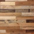 WoWood Decoratief Wandhout/Plakhout Wandbekleding - Mix Pure