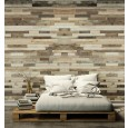 WoWood Decoratief Wandhout/Plakhout Sfeer