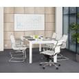 Zooff Designs Boxtel Bureaustoel wit
