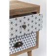 Kare Design Capri Nachtkastje 2 Lades