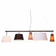 Zooff Kare Design Parecchi Hanglamp