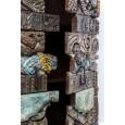 Kare Design Shanti Puzzle Kast 2 deurs