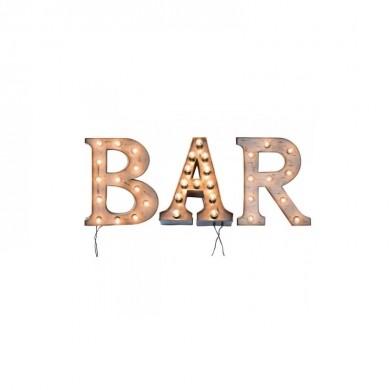 Kare Design Wandlamp BAR