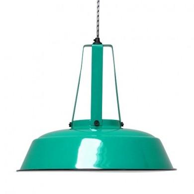 HK Living Workshop Hanglamp L jade groen