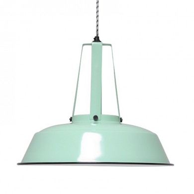 HK Living Workshop Hanglamp L mintgroen