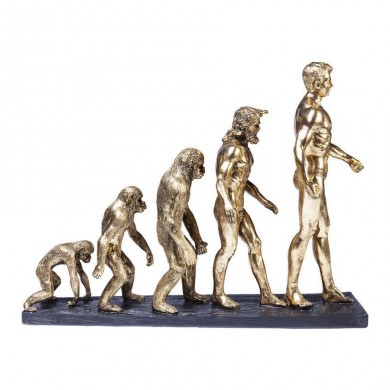 Kare Design Deco de menselijke evolutie