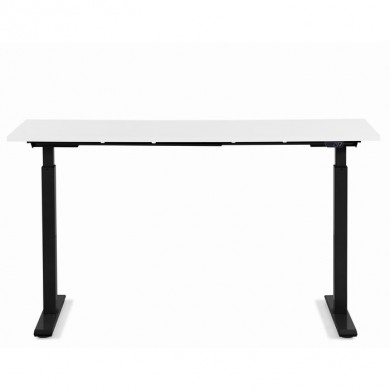 Kare Design Ergonomisch Elektrisch Verstelbaar Zit/Sta Bureau 120x70 cm zwart-wit