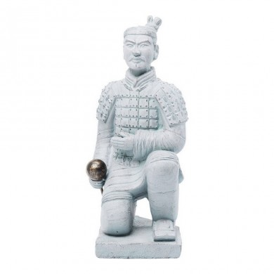 Kare Design Deco Figurine Kneeling Guard