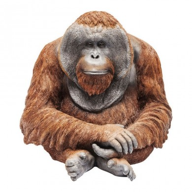 Kare Design Deco Monkey Orangutan Large