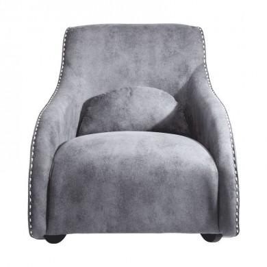 Kare Design Rocking Fauteuil Ritmo Vintage Grey