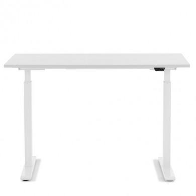 Kare Design Ergonomisch Elektrisch Verstelbaar Zit/Sta Bureau 120x70 cm wit