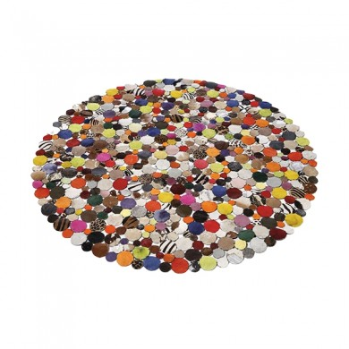 Kare Design Circle Multi 150 Carpet / Tapijt / Vloerkleed
