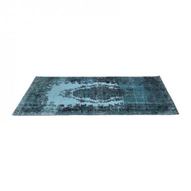 Kare Design Kelim Pop Turquoise Vloerkleed 200x300 cm