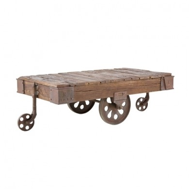 Kare Design Railway Salontafel