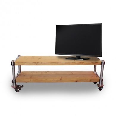 Sloophouten Steigerbuis Tv-meubel