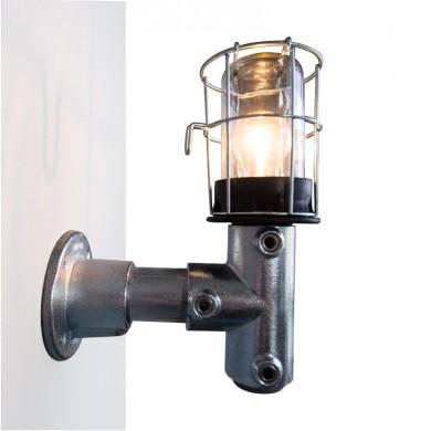 Van Abbevé Industriële Wandlamp UP