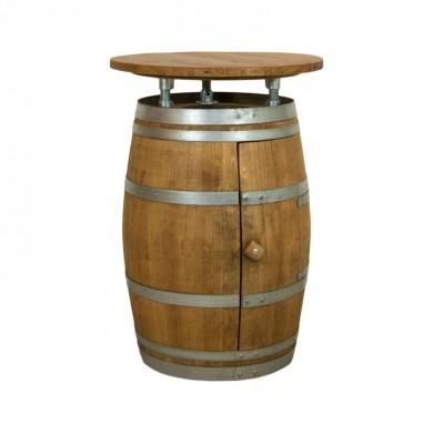 Van Abbevé Handgemaakte Wijnvaten Statafel
