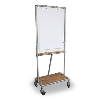 Van Abbevé Steigerbuis Flipover en Whiteboard