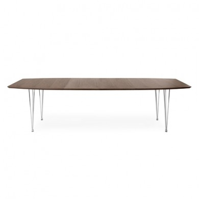 Zooff Designs Arizona Uitschuifbare Tafel walnoot