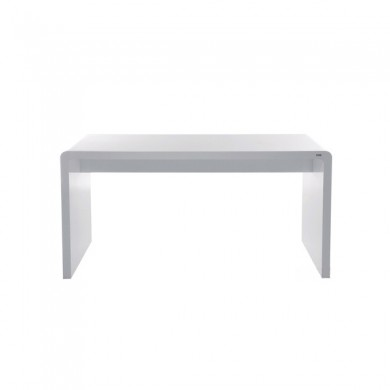 Kare Design White Club Bureau 150x70