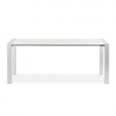 Zooff Designs Montana Uitschuifbare Tafel wit