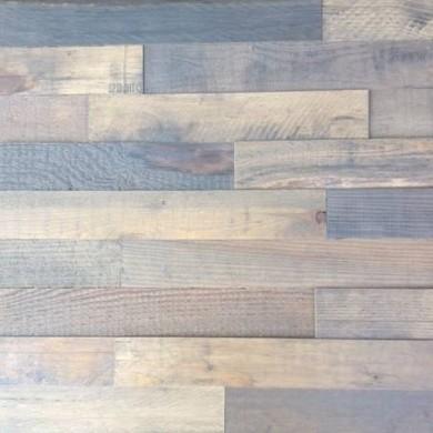 WoWood Decoratief Wandhout/Plakhout - Mix Grey Wash