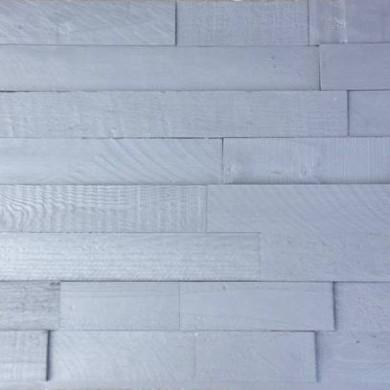 WoWood Decoratief Wandhout/Plakhout - Mix Grey