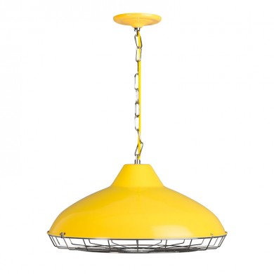 ETH Casarano Hanglamp Geel