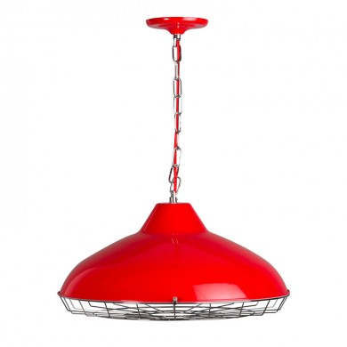 ETH Casarano Hanglamp Rood