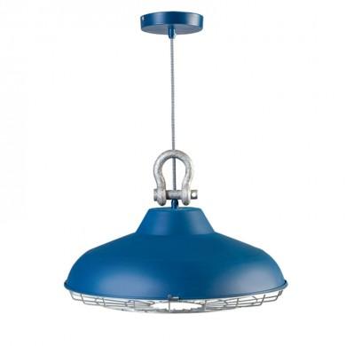 ETH Industry Hanglamp Blauw