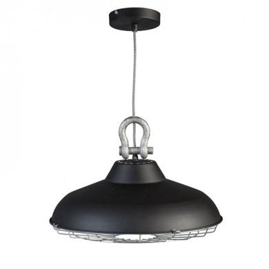 ETH Industry Hanglamp Zwart