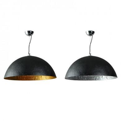 ETH Mezzo Tondo Hanglamp 70cm Zwart