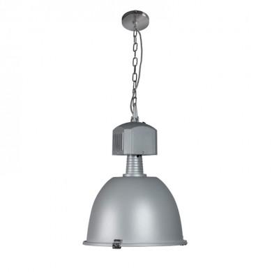 ETH Sisco Industriële Hanglamp grijs