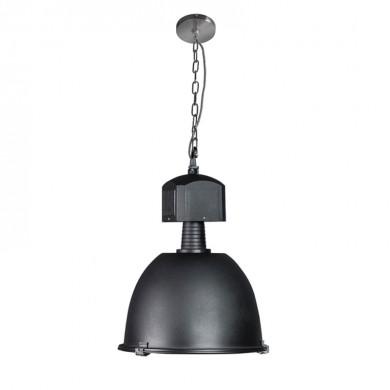 ETH Sisco Industriële Hanglamp zwart