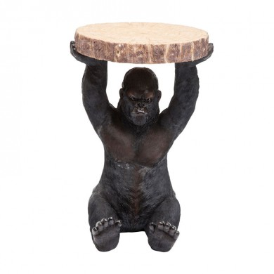 Kare Design Bijzettafel Gorilla Ø37cm