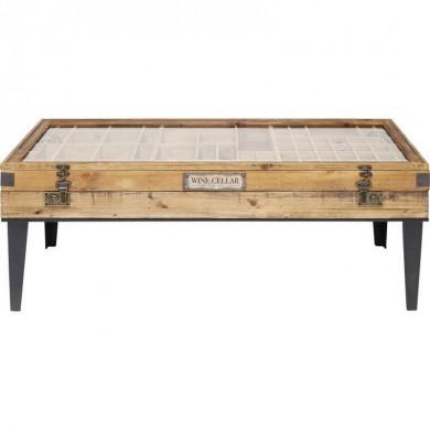 Kare Design Collector Koffietafel 122x55cm