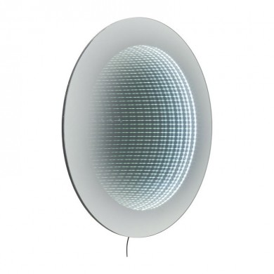 Kare Design Mirror Infinity Ø80cm LED