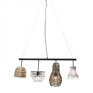 Kare Design Parecchi Art House Hanglamp 114