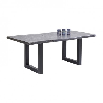 Kare Design Tafel Pure Nature Zwart 195x100