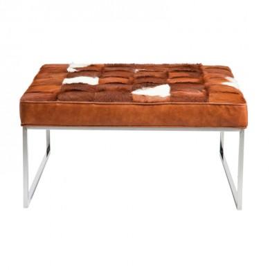 Kare Design Texas Hocker/Poef Bruin